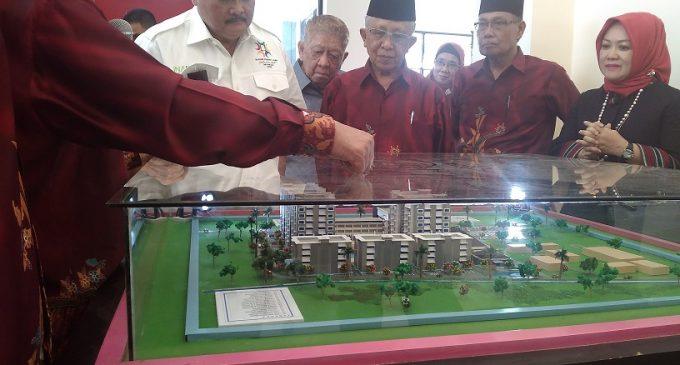 Gubernur Resmikan Graha Ali Amin STIK Siti Khadijah
