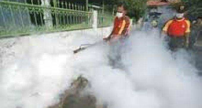 Wilayah Rawan DBD Akan di Fogging