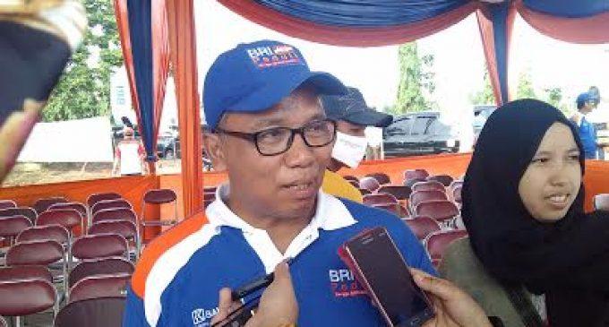 BRI Kanwil Palembang Gelar Penanaman Pohon di simpang Bandara