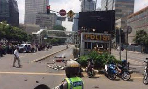 """Bom """"Sarinah"""" Guncang Jakarta"""