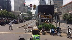Bom Sarinah guncang ibukota/net