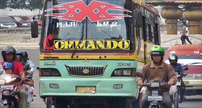 Bus Kota Yang Diajukan Organda Memiliki Fasilitas AC
