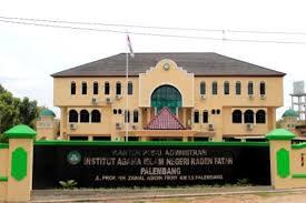 Kampus UIN Raden Fatah Palembang