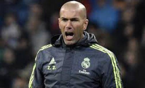Debut Manis Zinade Zidane
