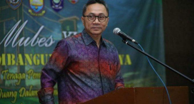 Zulkifli Hasan Ajak TP Tiru Semangat Sriwijaya