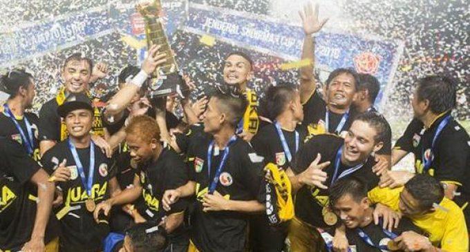 Mitra Kukar Kampiun Piala Jenderal Sudirman