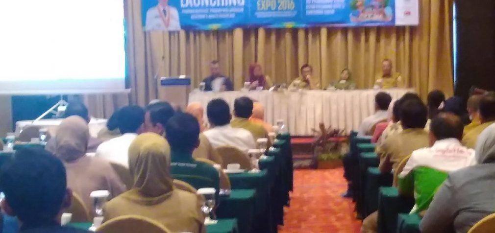Palembang Expo 2016 Targetkan Transaksi Rp 20 Milyar