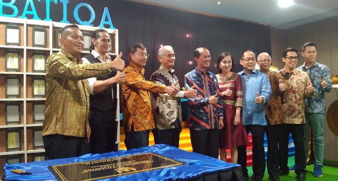 Grand Opening Batiqa Hotel Palembang