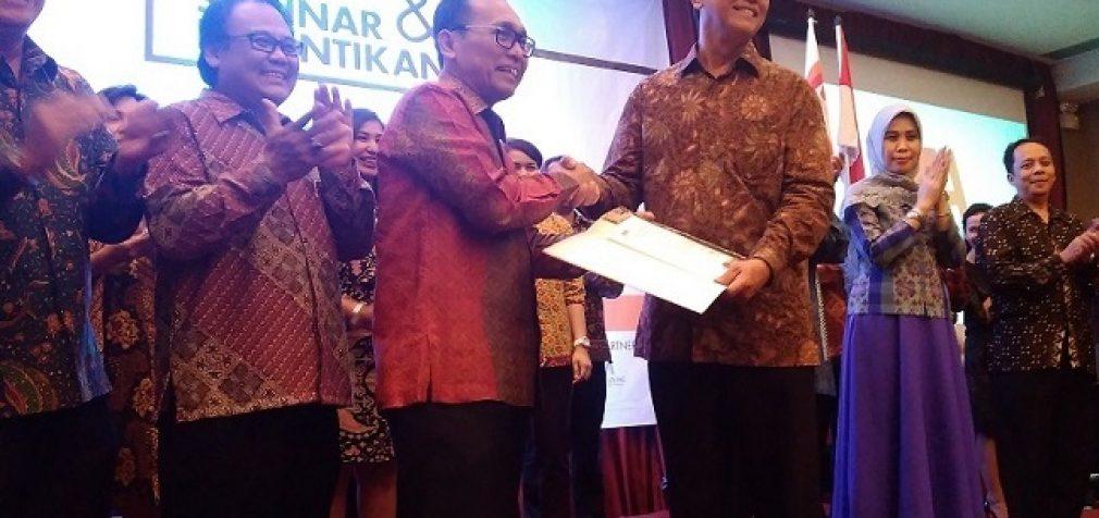 Dirut BSB Pimpin IMA Chapter Palembang