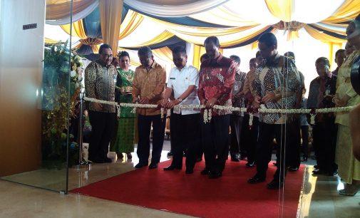 Peresmian Gedung Menara Bank Mandiri Region II/Sumatera 2