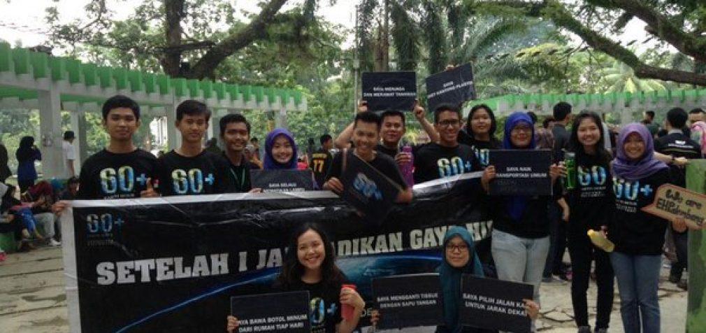 Komunitas Earth Hour Palembang Ajak Padamkan Listrik Satu Jam
