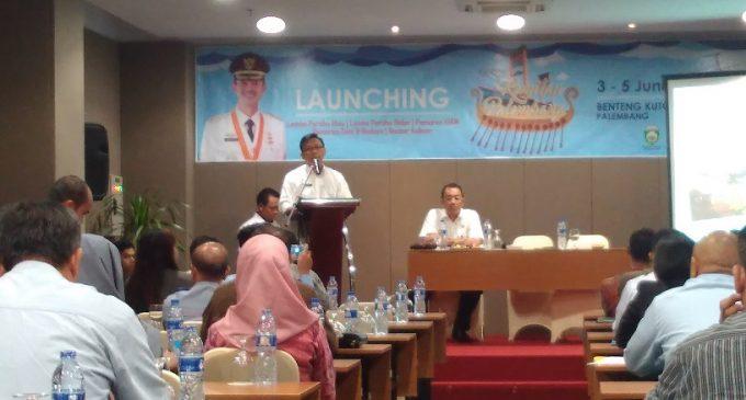 Berharap Festival Kemilau Palembang Dapat Menjadi Agenda Pariwisata Nasional