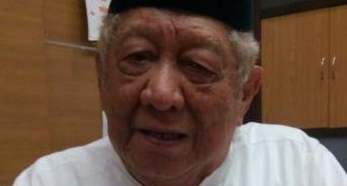 Kini Masjid Agung Palembang Steril Dari Pedagang Dadakan Jumat