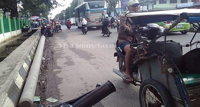 Bagi Bentor di Palembang, Inilah Peringatan Yang Dikeluarkan Oleh Dishub