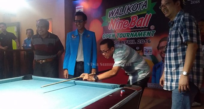 Open Tournament Nine Ball Walikota Cup