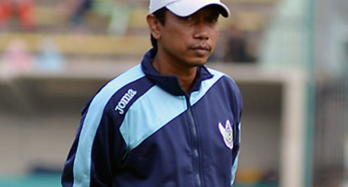 Widodo Asah Kemampuan Skuad Sriwijaya FC