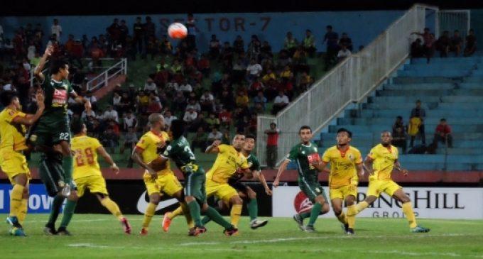 Sriwijaya FC Raih Puncak Klasemen