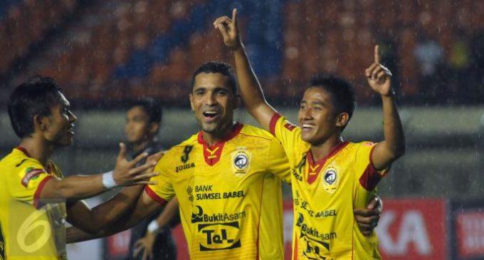 Sore Ini, Sriwijaya FC Bertolak ke Balikpapan