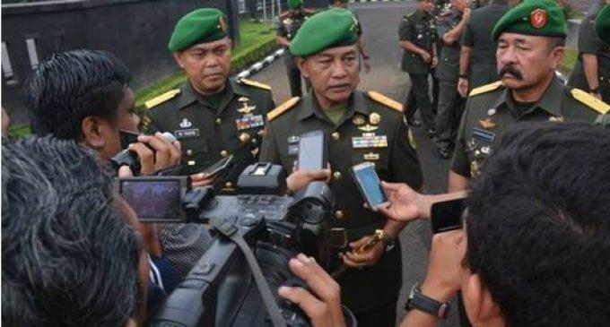 Pangdam II/Sriwijaya, Mayjen TNI Purwadi Mukson : Komunis Tidak Boleh Hidup di Bumi Sriwijaya