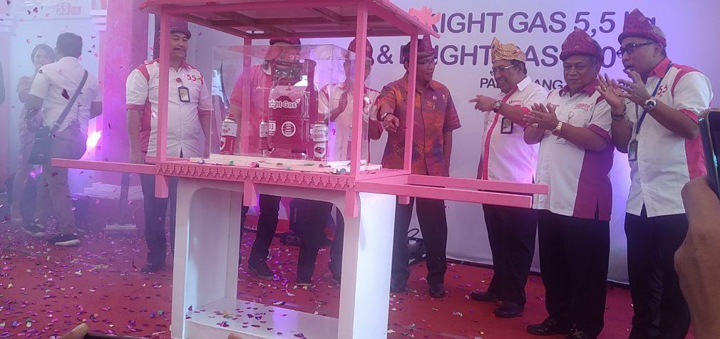 Bright Gas 5,5 Kg dan 220 Gr Hadir di Kota Palembang