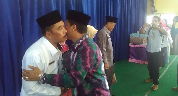 Pisah Sambut Kepala Kantor Wilayah Kemenag Kota Palembang