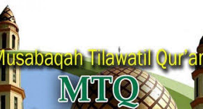 Banyuasin Utus 5 Wakil MTQ Nasional