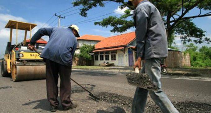 Upayakan Pembangunan Infrastruktur Dan Jalan