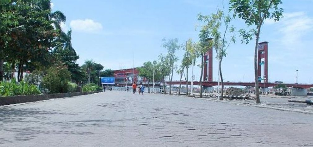 BKB Jadi Kawasan Ramah Pejalan Kaki