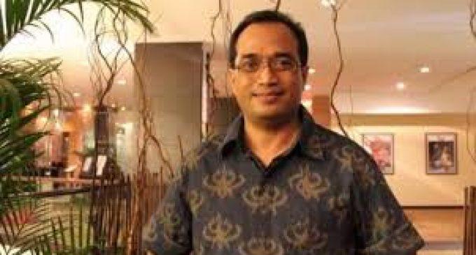 Wong Palembang Gantikan Posisi Menhub