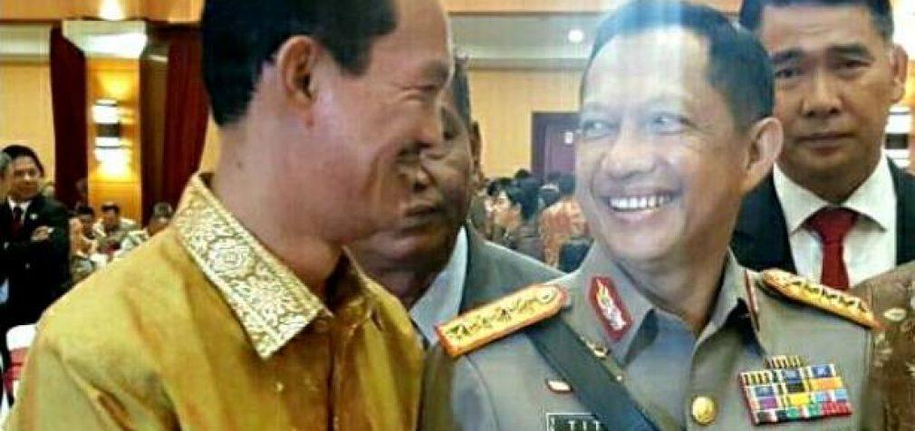 Berikan Ucapan Selamat Kepada Jenderal Pol Tito Karnavian