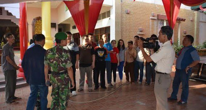 Kodam II/Sriwijaya Lakukan Langkah Antisipasi Insiden di Tanjung Balai