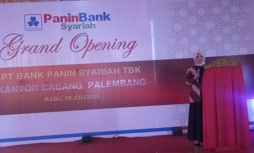 Grand Opening Kantor Cabang Bank Panin Syariah Palembang