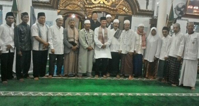 Ulama Masjid Apresiasi Baik Solat Subuh Berjamaah Wako Palembang