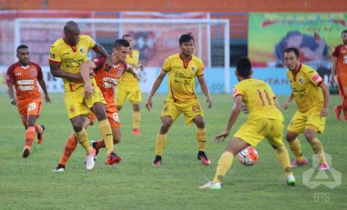 Sudah Unggul 2-1, Sriwijaya FC Akhirnya Kebobolan di Injury Time
