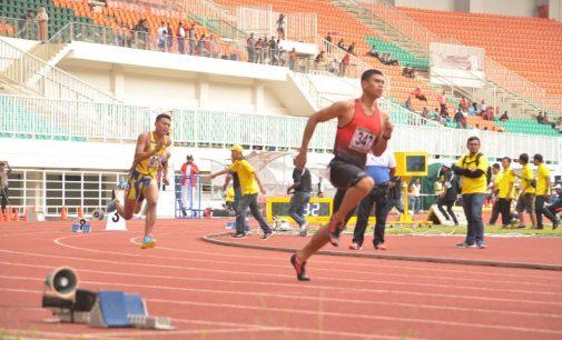 Rio-Sri Maya Sabet Emas Atletik