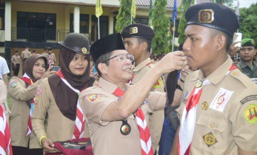 Selain Gelar Perkemahan, Pramuka Muhammadyah Juga Berencana Adakan Pelayanan Publik