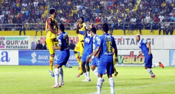 Sriwijaya FC Kembali On The Track