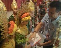 Sambut HUT Ke 71, TNI AU Gelar Lomba Tari Kreasi Dan Baca Puisi Tingkat Pelajar Se-Sumsel