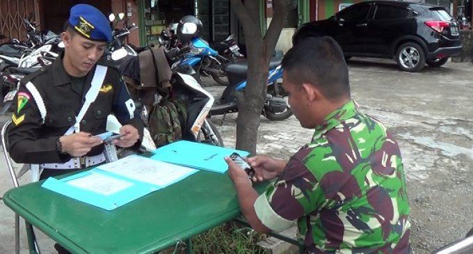 """POMDAM II/Sriwijaya Gelar Operasi Gaktib """"Waspada Wira Lembing"""""""