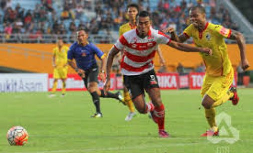 Airlangga Dan Sriwijaya FC Ciptakan Hattrick