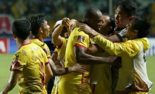 Sriwjaya FC Sukses Permalukan Persiba