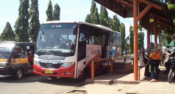 Armada Bus Trans Musi Akan Bertambah 50 Unit Lagi