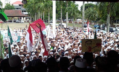 Ustad Solihin Hasibuan : Saya Akan Berhenti Berdakwah Jika Ahok Tak Dipidanakan