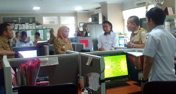 """Disiplin Oknum ASN di Setda Kota Palembang Banyak Yang """"Payah"""""""
