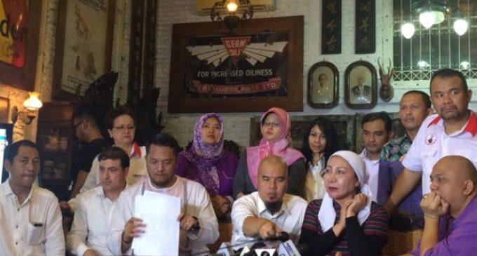Dilaporkan Ke Polisi, Konser Reuni Dewa 19 di Palembang Batal