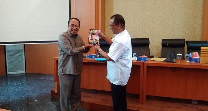 Legislator Kota Medan Salut Dengan Pembangunan LRT Palembang