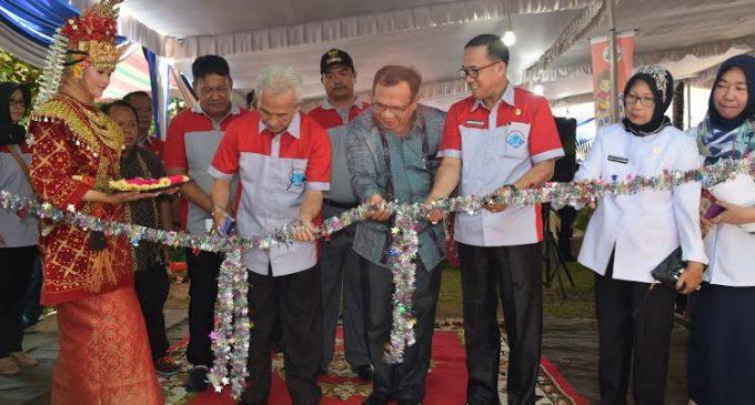Launching Kampung Literasi TBM