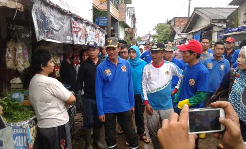 Wako Tindak Lanjuti Keluhan Warga Kelurahan Sako (Lorong Siaran)