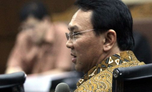 Majelis Hakim Tolak Eksepsi Terdakwa Ahok