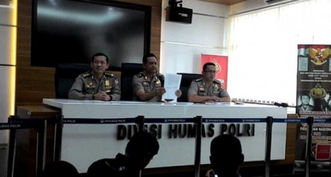 Terduga Teroris Purwakarta Rencakan Serang Pos Polisi